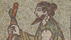 Asclepio o Esculapio es el dios griego de la medicina y de la salud.