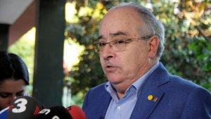 Bargalló reconeix que Ensenyament no va comunicar el cas del professor de Cabra del Camp als Mossos d'Esquadra