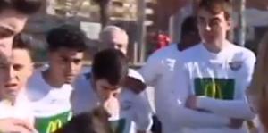 Captura del vídeo de Jugones