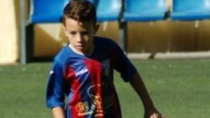 Carlos Suárez Cruz, de 11 años, soñaba con ser futbolista profesional