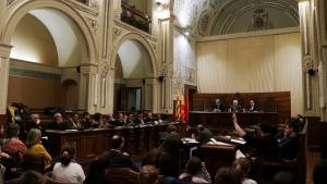 CIU, PP i Cs tomben la moció d'ERC i la CUP per rebutjar l'abocador de Riba-roja d'Ebre