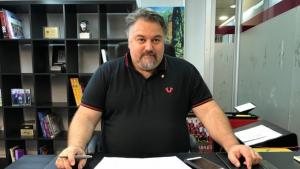 Clifton Onolfo ja pot exercir com a president i CEO del CF Reus