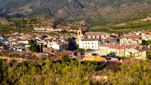 Cornudella de Montsant, al Priorat