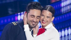 David Bustamante y Yana Olina en la última gala de 'Bailando con las estrellas'