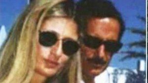 El Assir y su esposa María Fernández-Longoria