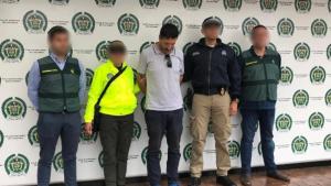 El cap de l'organització, detingut el 5 de febrer a Colòmbia