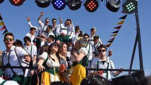 El Carnaval de Torredembarra en imatges