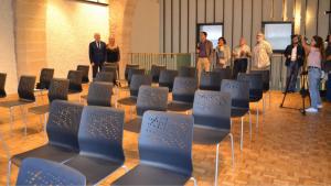 El Castell del Cambrer es destinarà a usos institucionals, cívics i culturals
