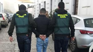 El detenido, de 24 años y origen rumano, fue atrapado en la frontera de su país con Hungria