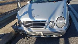 El detingut havia robat el cotxe, amb les claus posades, en un taller mecànic de Mollet