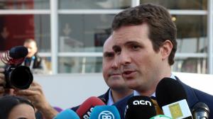 El líder del PP anuncia que inclourà al seu programa electoral una 'llei de llengües'