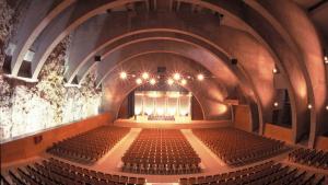 El Palau de Congressos de Tarragona és le'spai on se celebrarà la gala del Rei i la Concubina.
