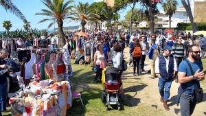 El Pleamar Vintage Market d'aquest 2019 a Altafulla se celebrarà el cap de setmana del 20 i el 21 d'abril.