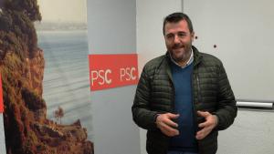 El socialista Fran Morancho buscarà revalidar l'alcaldia de Mont-roig del Camp