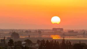 El sol i les altes temperatures dominaran aquest divendres