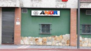 El sucesos se ha producido en este café-pub de Lugones, en el Concejo de Siero
