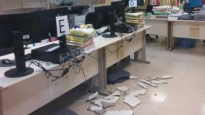 El TSJC culpa el Departament de Justícia de les males condicions de les instal·lacions