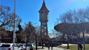 Els fets van succeir molt aprop de la plaça de la Torre de l'Aigua, situada a Sabadell