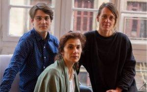 Els protagonistes de l'obra «Només una vegada»