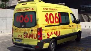 En la UCI un hombre de 28 años tras un accidente en Platges de Comte, en Sant Josep (Ibiza)