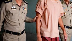 Hakeem al Araibi, futbolista de Bahrain que estava detingut a Tailàndia, ha estat posat en llibertat.