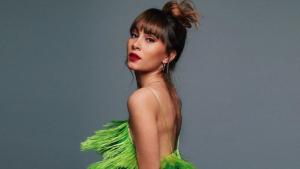 Imagen de Aitana vestida de Campanilla