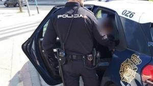 Imagen detencion policia nacional