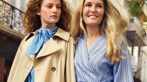 Imagen de la última colección de moda femenina de H&M