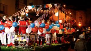 Imatge d'arxiu del Carnaval de Santa Coloma de Queralt.