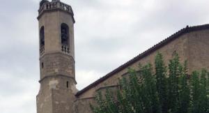 Imatge de la plaça d'Alpicat