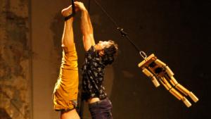 Imatge de l'espectacle 'El meu nom és Hor' que es podrà veure el 24 de febrer al Convent de les Arts d'Alcover.