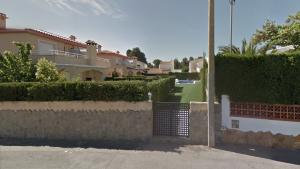 Imatge del carrer Déu Horus, a la zona residencial del Casalot
