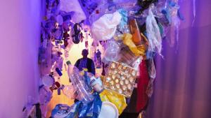 Inaguració de l'exposició  Plàstic, al museu de la vida rural