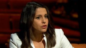 Inés Arrimadas ha estat entrevistada pel director de TV3