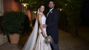 Inés Arrimadas y Xavier Cima se casarón en 2016