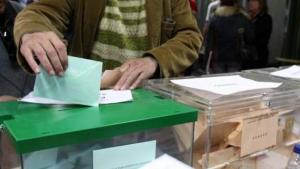 Intensa jornada electoral en Andalucía