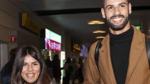 Isa i Asraf cada vegada més afectuosos en públic