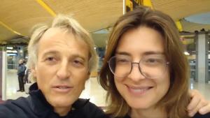 Jesús Calleja y Sandra Barneda se han ido a Borneo para grabar 'Planeta Calleja'