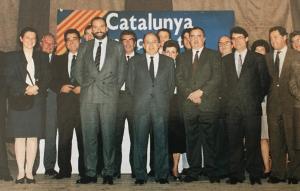 Jordi Pujol a Cerdanyola