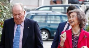Juan Carlos y Sofía se encuentran en un gran momento