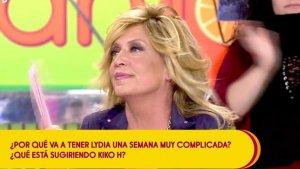 Kiko Hernández hacía público que algo le pasaba a Lydia Lozano