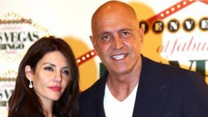 Kiko Matamoros y Cristina Pujol han realizado su primer acto juntos