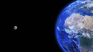 La capa más externa de la atmósfera llega más lejos que la Luna