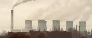 La central d'energia de Drax, a Selby (Anglaterra)
