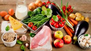 La dieta mediterránea es una de las más sanas
