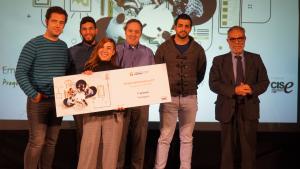 La Fundació Repsol ha entregat el primer premi al centre reusenc