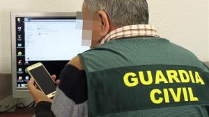 La Guardia Civil ha identificado y localizado al hombre