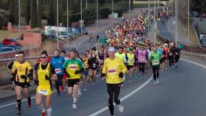 La Mitjà Marató de Barcelona d'aquest diumenge, 10 de febrer, afectara diversos trams de la ciutat