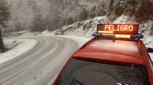La nieve será muy abundante en el norte del país