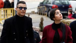 La parella de Cristiano, Georgina Rodríguez, ha conegut la mort del seu pare